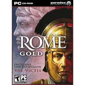 【取り寄せ】Europa Universalis Rome - GOLD (#) PC 輸入版