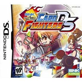 【取り寄せ】SNK vs. Capcom Card Fighters (#) /NDS 輸入版