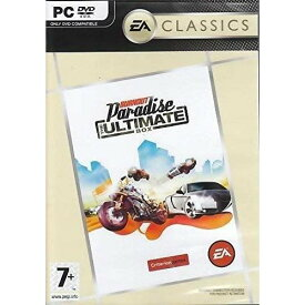 【取り寄せ】Burnout Paradise: The Ultimate Box PC 輸入版