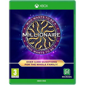 【取り寄せ】Who Wants to Be a Millionaire? Xbox One 輸入版