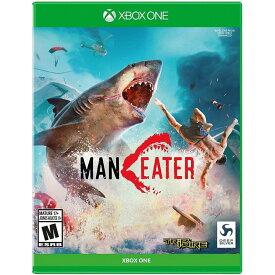 【取り寄せ】Maneater Xbox One 輸入版