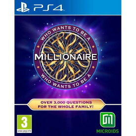 【取り寄せ】Who Wants to Be a Millionaire? PS4 輸入版