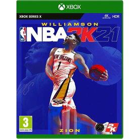 【取り寄せ】NBA 2K21 Xbox Series X 輸入版