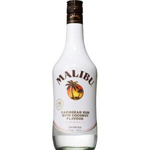マリブ MALIBU ラムがベースのココナッツ・リキュール 21度 700ml