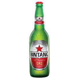 ビンタン(BINTANG)ビール 330ml 瓶 インドネシアビール