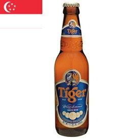 タイガービール/Tiger Gold Medal Beer ビン・瓶 シンガポール ビール 330ml 5.0%