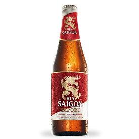 サイゴン 355ml 5.0% ビン・瓶 ベトナム ビール