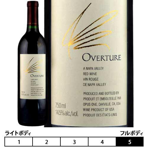 オーバーチュア[オーパス ワン ワイナリー]赤 750ml Opus One Winery[Overture]