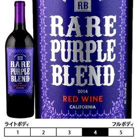 レア・ワイン/エクストリーム・レア・パープル・ブレンド[2015]スコット・ワイン・セラーズ 赤 750ml Scotto Wine Cellars [Rare Wine/Extreme Rare Purple Blend] アメリカ カリフォルニアワイン 赤ワイン