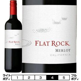 フラット・ロック メルロー[2018]オニール・ヴィントナーズ&ディズティラーズ 赤 750ml O'Neill Vintners & Distillers[Flat Rock Merlot] アメリカ カリフォルニアワイン 赤ワイン