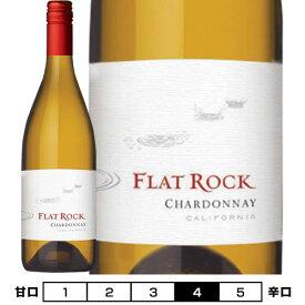 フラット・ロック シャルドネ[2018]オニール・ヴィントナーズ&ディズティラーズ 白 750ml O'Neill Vintners & Distillers[Flat Rock Chardonnay] アメリカ カリフォルニアワイン 白ワイン