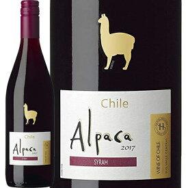サンタ・ヘレナ・アルパカ・シラー 2018年 SANTA HELENA ALPACA SYRAH 赤 750ml チリ 赤ワイン セントラル・ヴァレー