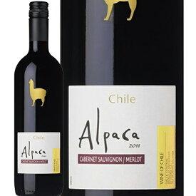 サンタ・ヘレナ・アルパカ・カベルネ・メルロー 2019年 SANTA HELENA ALPACA CABERNET MERLOT 赤 750ml チリ 赤ワイン セントラル・ヴァレー