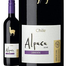 サンタ・ヘレナ・アルパカ・カルメネール 2018年 SANTA HELENA ALPACA CARMENERE 赤 750ml チリ 赤ワイン セントラル・ヴァレー