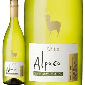 サンタ・ヘレナ・アルパカ・シャルドネ・セミヨン SANTA HELENA ALPACA CHARDONNAY SEMILLON 白 750ml チリ 白ワイン セントラル・ヴァレー