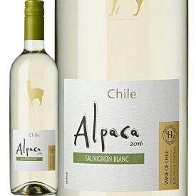サンタ・ヘレナ・アルパカ・ソーヴィニヨン・ブラン 2019年 SANTA HELENA ALPACA SAUVIGNON BLANC 白 750ml チリ 白ワイン セントラル・ヴァレー
