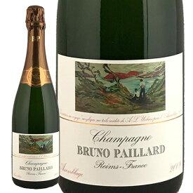 シャンパーニュ ブルーノ・パイヤール[2009]エクストラ・ブリュット・アッサンブラージュ 泡・白 750ml [Bruno Paillard Extra Brut Assemblage] フランス シャンパン スパークリングワイン Champagne