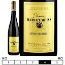 マルセル・ダイス[2016]ゲヴュルツトラミネール 白 750ml Marcel Deiss[Gewurztraminer] フランス アルザス 白ワイン