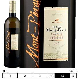 シャトー・モンペラ・ブラン[2015]ファミーユ・デスパーニュ 赤 750ml Famille Despagne[Chateau Mont-Perat Blanc]フランス ボルドー 白ワイン