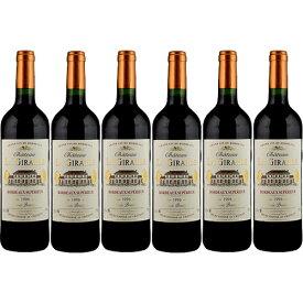 【送料無料】6本セット シャトー・ラ・ジラルド[1996]赤 750ml ボルドー・スペリュール Bordeaux Superieur[Chateau La Girarde] フランス ボルドー 赤ワイン※クール便・離島など別途追加送料エリアあり