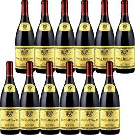 12本セット【送料無料】ルイ・ジャド[2015年]ヴォーヌ・ロマネ 赤ワイン 750ml×12本 1箱 Louis Jadot[Vosne Romanee] フランス ブルゴーニュ 赤ワイン 業務用 飲食店 プロ向け※別途追加送料エリアあり