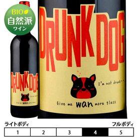 ドランク・ドッグ[2016]フォルトゥーナ・ワインズ 赤 750ml Fortuna Wines [Drunk Dog]スペイン カスティーリャ・イ・レオン 赤ワイン