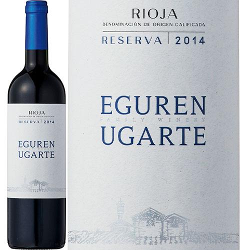 ウガルテ レセルバ[2011]エグーレン・ウガルテ 赤 750ml Eguren Ugarte S.A.[Ugarte Reserva]
