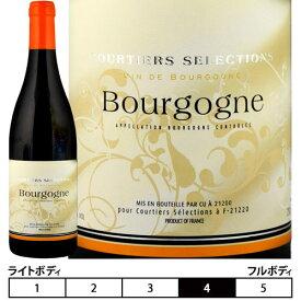 ブルゴーニュ・ルージュ[1996]クルティエ・セレクション 赤 750ml Courtiers Selections[Bourgogne Rouge]