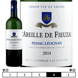 ラベイユ・ド・フューザル・ブラン[2014]ペサック・レオニャン 白 750ml Pessac Leognan[L'Abeille de Fieuzal Blanc]Chateau de Fieuzal フランス ボルドー 白ワイン
