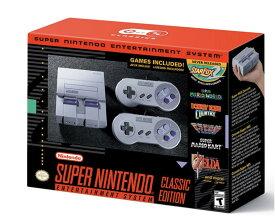 北米版 ニンテンドー クラシックミニ スーパーファミコン Nintendo SUPER FAMICOM Classic mini 輸入盤 スーファミ 本体 レア 希少品 在庫僅か 任天堂