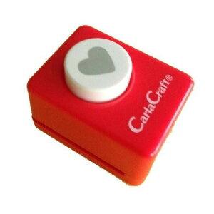 Carla Craft(カーラクラフト) クラフトパンチ(小) ハート CP-1 4100641