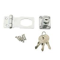 J-455鍵つき掛金錠60mm3本キー71455