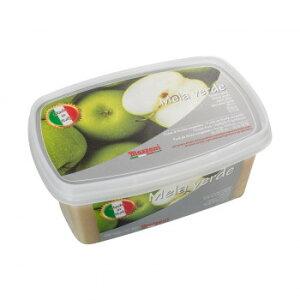 マッツォーニ 冷凍ピューレ グリーンアップル 1000g 6個セット 9406