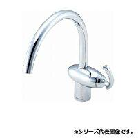 三栄SANEITHEPINEAPPLEROOMシングルワンホール混合栓寒冷地用K8741JK-13