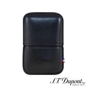 S.T. Dupont エス・テー・デュポン ライン2 ライターケース ブラック 183070≪183070≫
