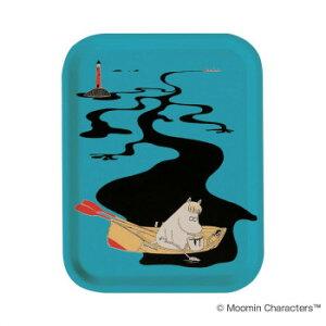 MOOMIN(ムーミン) トレイS キープスウェーデンタイディー ブルー OPD060005