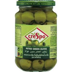 クレスポ グリーンオリーブ 種抜き 160g 12セット 072001