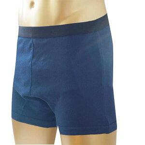男性用重失禁パンツ 300cc大容量対応 尿漏れパンツ メンズスカイ ボクサーパンツ≪Lサイズ≫