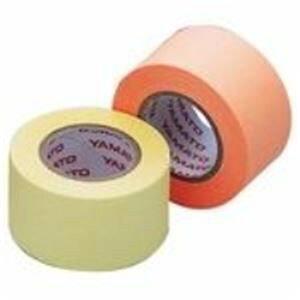 (まとめ)ヤマト メモックロール替テープ蛍光 WR-25H-6C【×10セット】