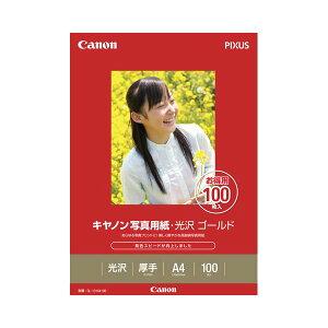 光沢 ゴールド GL-101A4100 2310B014 [A4 100枚]