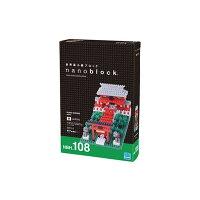 カワダNBH_108稲荷神社nanoblock(ナノブロック)