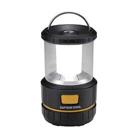 【キャプテンスタッグ】 カラーチェンジ LED ランタン/照明器具 【幅11.2cm】 白色・暖色切り替え可 単1電池対応 〔アウトドア〕