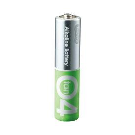 (まとめ)TANOSEE アルカリ乾電池プレミアム 単4形 1セット(100本:20本×5箱)【×2セット】