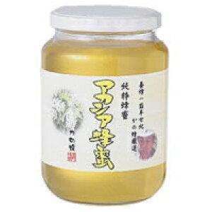 かの蜂 中国産 アカシア蜂蜜 はちみつ 1kg