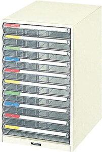 【TRUSCO】プラスチックB4レターケース浅型10段 TB4-10P【TN】【TC】【スチール枠レターケース(A4型・B4型)/レターケース/オフィス用品/トラスコ中山】