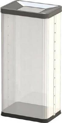 [ブンブク]ブンブク 中身ノ見エルゴミ箱 角型屑入 OSMP01[環境安全用品 清掃用品 ゴミ箱 (株)ぶんぶく]【TC】【TN】