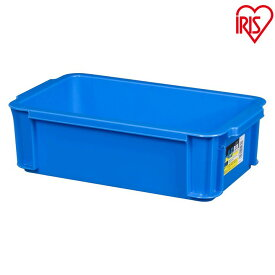 BOXコンテナ B-4.5 ブルー・クリア工具 収納 工具箱 工具ケース ツールボックス コンテナボックス おもちゃ箱 おもちゃ収納 収納ボックス 小物 収納 アイリスオーヤマ