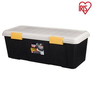 コンテナボックス 蓋付きおしゃれ 収納ボックス RVBOX770D 深型 アイリスオーヤマ プラスチック製 屋外収納 収納ケース 工具収納 工具箱 頑丈 釣り 海 レジャー アウトドア キャンプ 丸洗い可