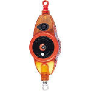 【たくみ】粉・墨壷(二刀流)オレンジ NO2135【TC】【FS】【墨つぼ/測量用品/たくみ】