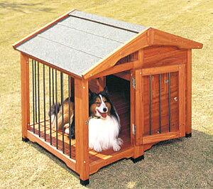 【送料無料】【犬小屋 中型犬用】サークル犬舎 CL-1100【犬小屋 中型犬用 アイリスオーヤマ ペット 屋外ハウス ハウス サークル 天然木製】